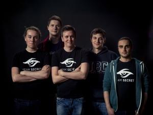 Glavni favoriti - Team Secret (RedBullBattlegrounds slika)